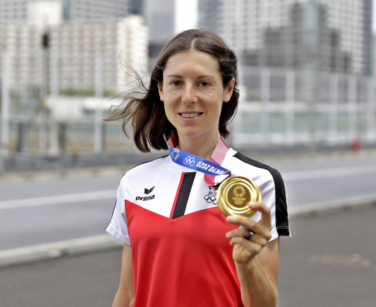 Olympia Gold für Österreich!