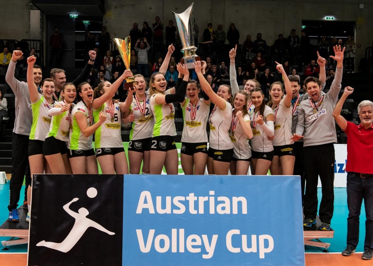 ASKÖ Linz-Steg – Österreichischer Cupsieger 2019!