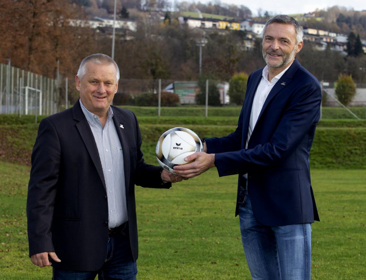 Geschäftsführerwechsel bei ERIMA Österreich: Grims übergibt an Klimitsch