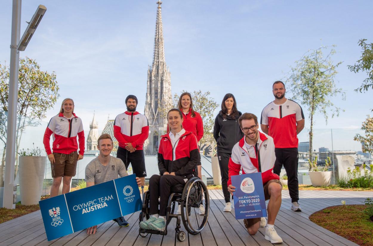 ERIMA Olympiakollektion für die  Spiele in Tokyo offiziell vorgestellt