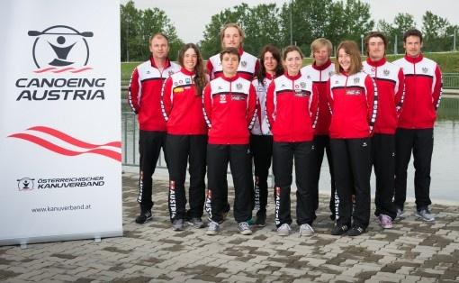 5 Medaillen für Österreich bei der U23 Kanu-Slalom Europameisterschaft