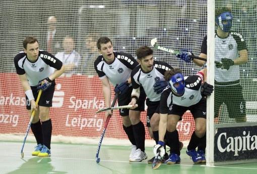 Österreichisches Hockey-Team holte in ERIMA bei EM die Bronzemedaille