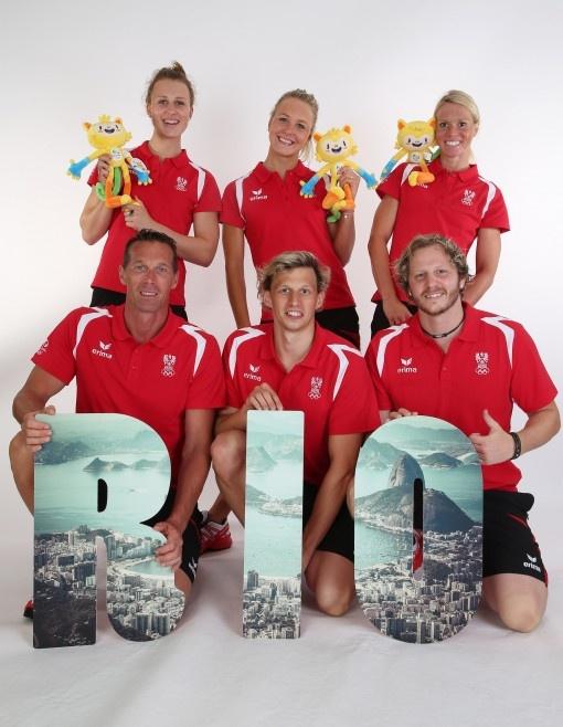 Das Olympic Team Austria in Bildern