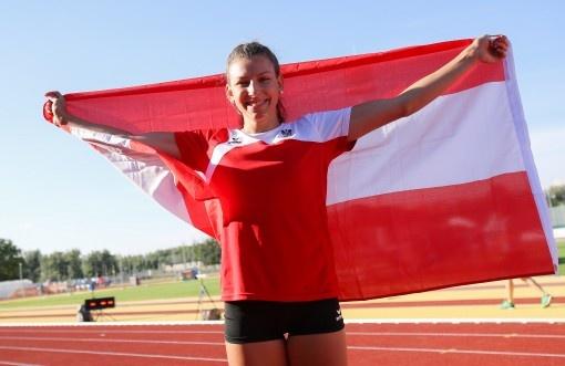 Gold für Österreich!