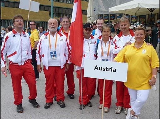 Spitzenplätze für Österreicher bei 18. World Transplant Games