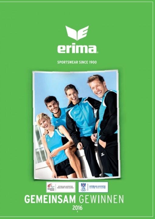 Der neue ERIMA Gesamtkatalog steht ab sofort online zum Download bereit!