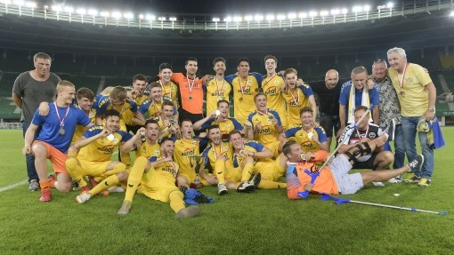 AUSTRIA XIII gewinnt TOTO-CUP FINALE!